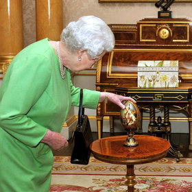Food & Wine: The Queen of England Eats the Least Royal Breakfast We Can Imagine
