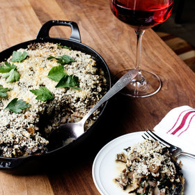 Food & Wine: Chicken and Wild Rice Casserole