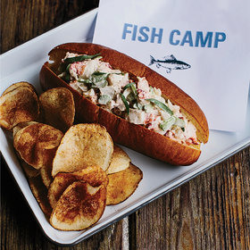 Food & Wine: Lobster Salad Sandwiches on Brioche