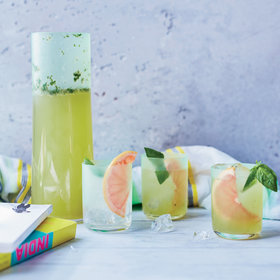 Food & Wine: Meadow Mocktails