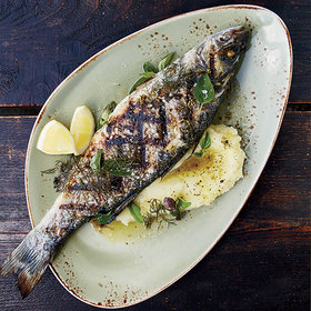 Food & Wine: 9 Ways to Grill a Whole Fish