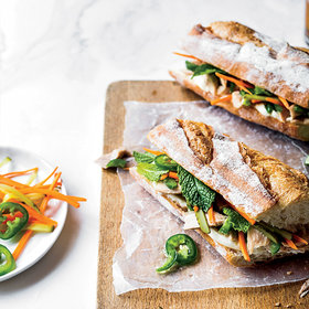 Food & Wine: 9 Banh Mi Recipes for Desk Lunch Domination