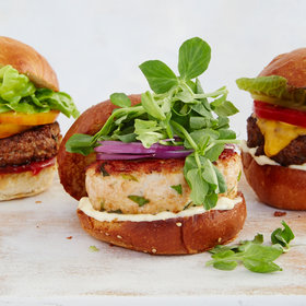 Food & Wine: 9 Best Turkey Burgers for Labor Day