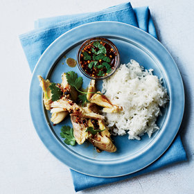 Food & Wine: Isan-Style Catfish with Sticky Rice and Jaew Dipping Sauce