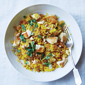 Food & Wine: Chef Asha Gomez Shares Time-Saving Tips for the Best-Ever Rice Pilaf