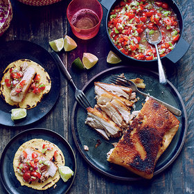 mkgalleryamp; Wine: Cold-Curing Soups, Easy Shrimp Pastas and the Best-Ever Game Day Tacos