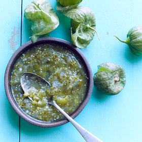 Food & Wine: Salsa Verde