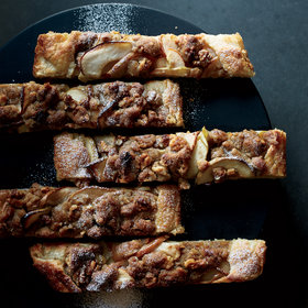 Food & Wine: Apple-and-Pear Galette with Walnut Streusel