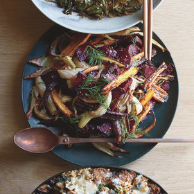 Food & Wine: 34 Next-Level Vegetable Side Dishes to Serve at Thanksgiving