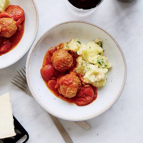 Food & Wine: Meatballs in Tomato Sauce