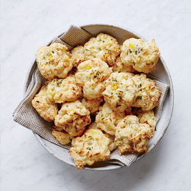 Food & Wine: Mexican Street Corn Drop Biscuits