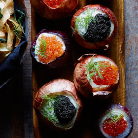 Food & Wine: 9 Upgrades for Classic Party Dips