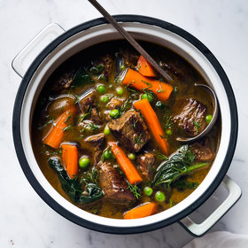 Food & Wine: Beef Stew with Dill