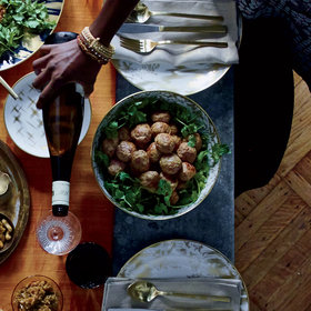 Food & Wine: Ginger Turkey Meatballs