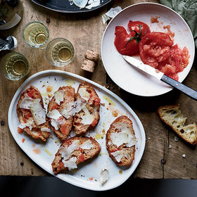 Food & Wine: Tapas Recipes