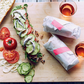 Food & Wine: 7 Ways to Make a Better Tuna Sandwich