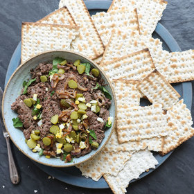 Food & Wine: Gail Simmons Shares Her Mom's Classic Recipe for Chopped Chicken Liver