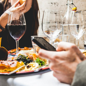 Food & Wine: This Restaurant Locks Up Customers' Phones to Prevent Texting