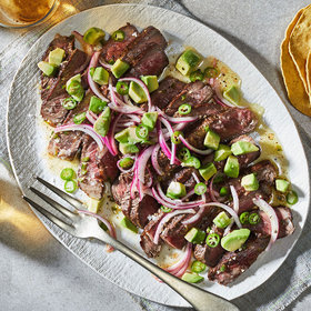 Food & Wine: Rib Eye Aguachile