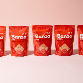 mkgalleryamp; Wine: Banza Launches Rice Made From Chickpeas