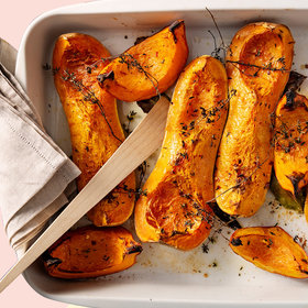 mkgalleryamp; Wine: The Best Way to Roast Butternut Squash Is Also the Easiest, Here's How