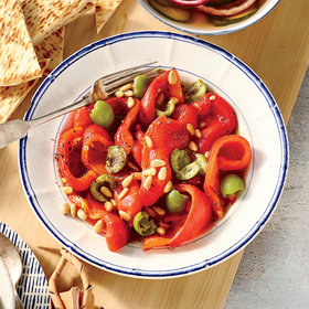 Food & Wine: The Right Way to Cut Bell Peppers, No Matter How You're Using Them