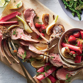 mkgalleryamp; Wine: 10 Brilliant Ways Chefs Are Using Rhubarb This Spring