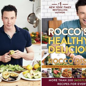 Food & Wine: Rocco Dispirito Shares the Healthy Eating Tips That Changed His Life
