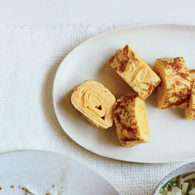 Food & Wine: Rolled Japanese Omelet