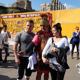 Food & Wine: Rome Bans Street Gladiators and Enforces Strict New Drinking Regulations to Combat Unruly Tourists