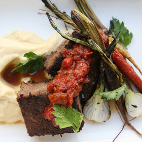Food & Wine: How to Make Root & Bone's Amazing Signature Meatloaf