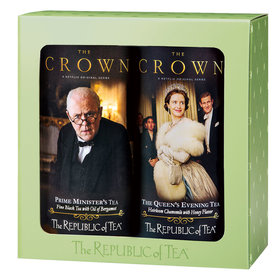 Food & Wine: These Teas Were Inspired by 'The Crown'