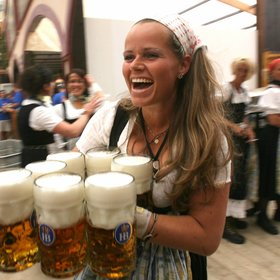mkgalleryamp; Wine: Beer Will Cost More at This Year's Oktoberfest in Munich