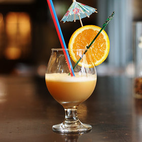 Food & Wine: If Hot Buttered Rum and Tiki Drinks Had a Delicious, Boozy Baby