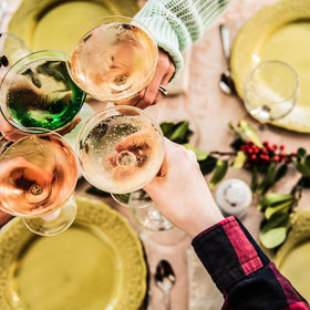 Food & Wine:  10 Tips for a Safe and Successful Company Holiday Party