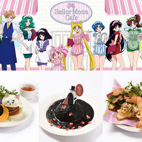 Food & Wine: This Sailor Moon Pop-Up Cafe Will Feature a 'Forbidden' Smoothie