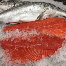 Food & Wine: How Farmers Turn Their Salmon Pink