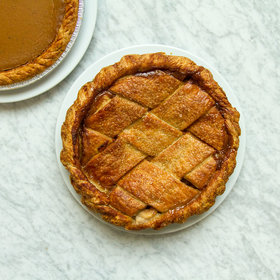 Food & Wine: Salted Caramel Apple Pie