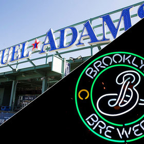 mkgalleryamp; Wine: Sam Adams and Brooklyn Brewery Place Friendly Wager on Red Sox-Yankees Series