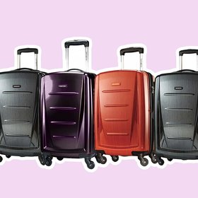 Food & Wine: The Best-Selling Carry-on Suitcase on Amazon