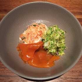 Food & Wine: Meet the Scallobit, a Scallop-Halibut Hybrid