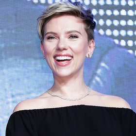 Food & Wine: Scarlett Johansson's Celebrity Crushes Are Both Chefs