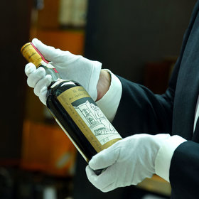 Food & Wine: Some Guy Bought the Most Expensive Bottle of Whisky Ever at the Dubai Airport