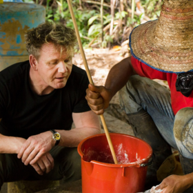 Food & Wine: Viewers Had a Very Strong Reaction to New Documentary 'Gordon Ramsay on Cocaine'