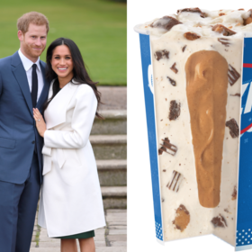 mkgalleryamp; Wine: Dairy Queen Is Temporarily Serving a 'Royal Baby Blizzard'