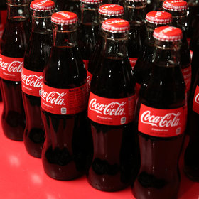 Food & Wine: These Bottles Of Coke Will Become Slushies Before Your Very Eyes