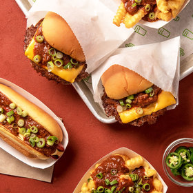 Food & Wine: Shake Shack Is Adding Chili to Its Menu Just in Time for Winter