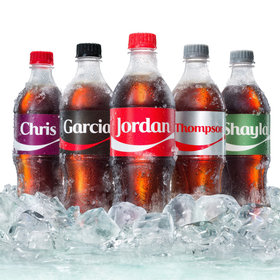 Food & Wine: Coca Cola Bottles Will Soon Feature Surnames, Too