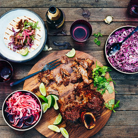 Food & Wine: Shredded Beef Taco Bar