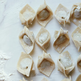 Food & Wine: Wontons